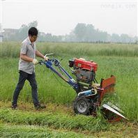 杂草牧草前置割晒机 全自动一体收割打捆机