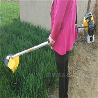 收割小麦稻草割灌机 四冲程手提汽油除草机