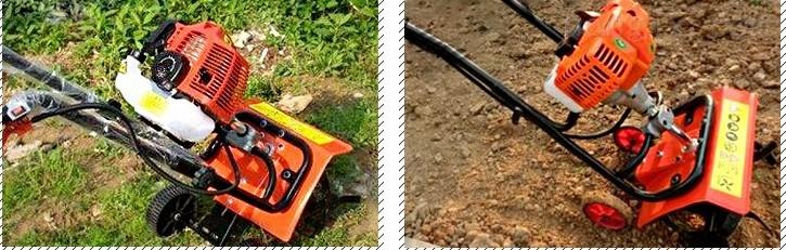 小型汽油微耕机旋耕_机产品展示 耗电低