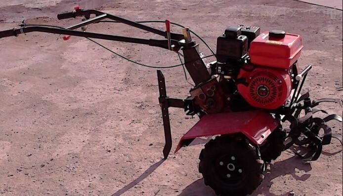 旋耕机汽油翻土机 产能高