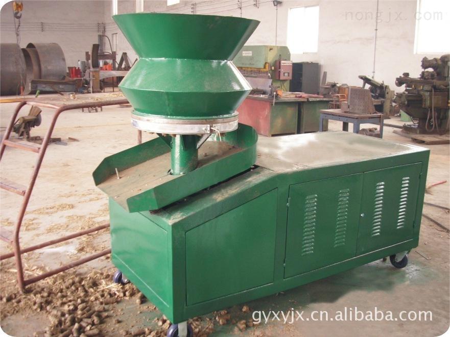 稻草秸秆压块机玉米秸秆成型压块机价格 动力强劲压块机