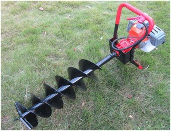 汽油机地钻汽油大直径挖坑机报价 价格