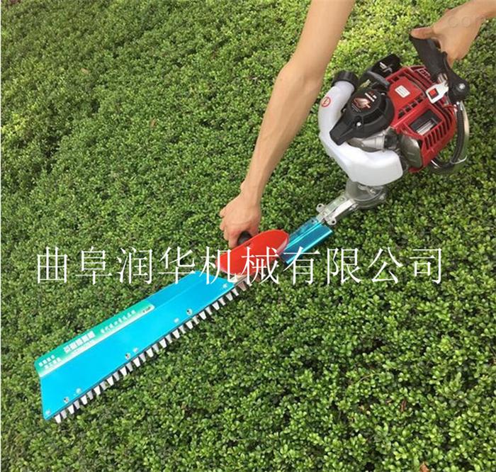 环保节能花卉造型绿篱机 锋利双面修剪机