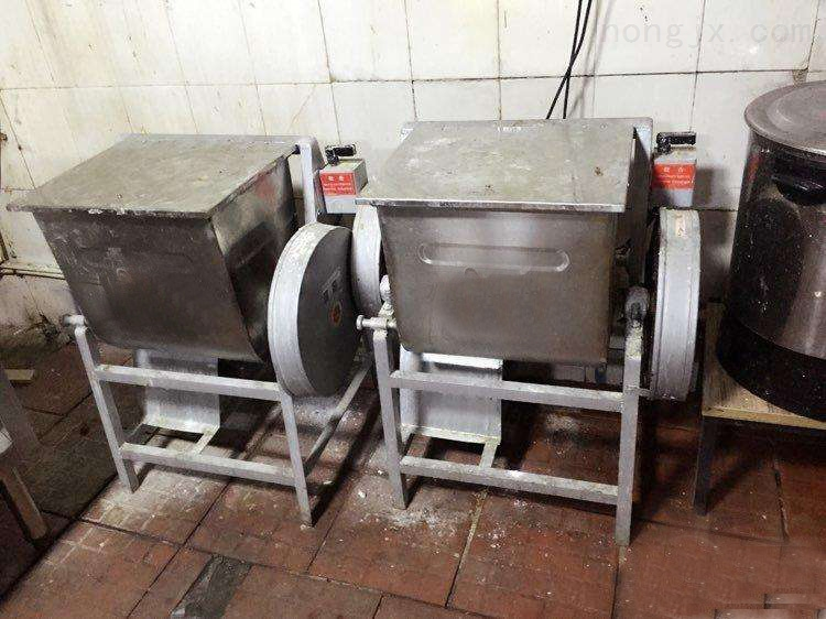 简装电动和面机食品机械 效率高