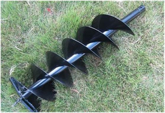 手提式植樹機葡萄施肥立柱機 出土率達到9