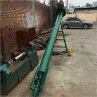 159mm散装水泥化肥仓绞龙输送机