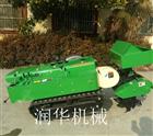 电启动柴油施肥机 大型开沟机 自走式回填机