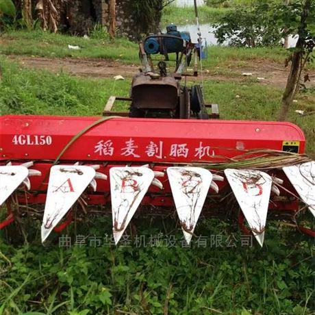 小型苜蓿草收割機高效率柴油芝麻割曬機