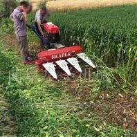 云南小麦收割机 甜象草往复式收获机
