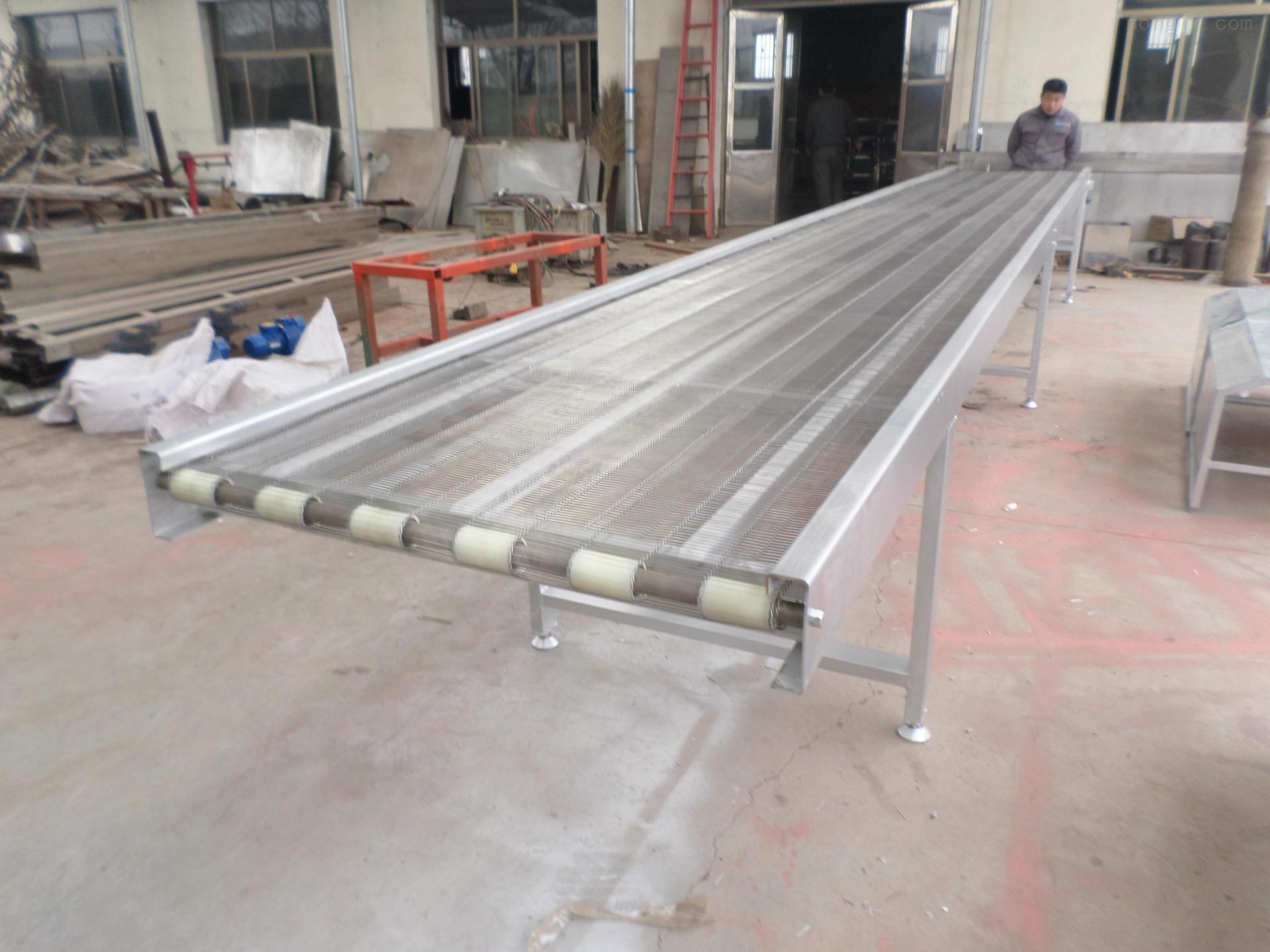 拉萨提升爬坡输送 专业生产模块网带输送机xy1网带输送机