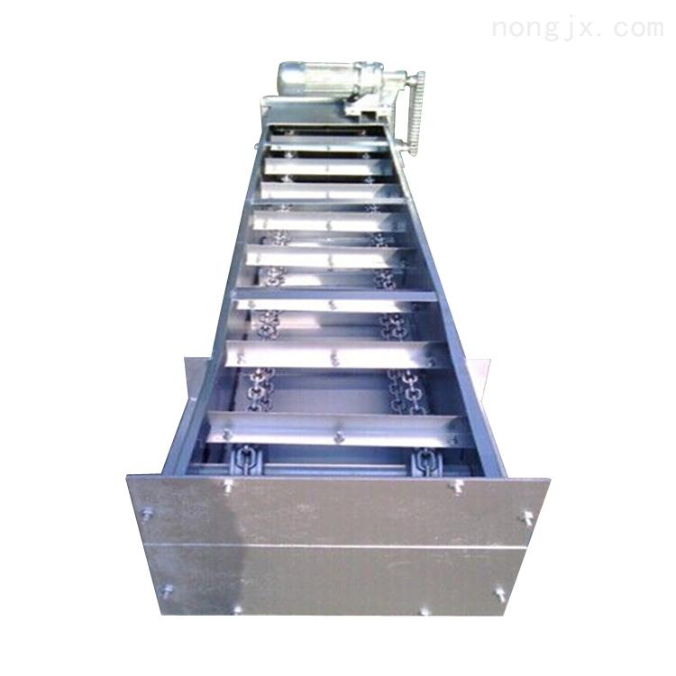 板式给料机固定型 高效埋刮板输送机|刮
