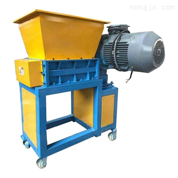 废铁桶薄铁皮粉碎机  旧家电 环保节能