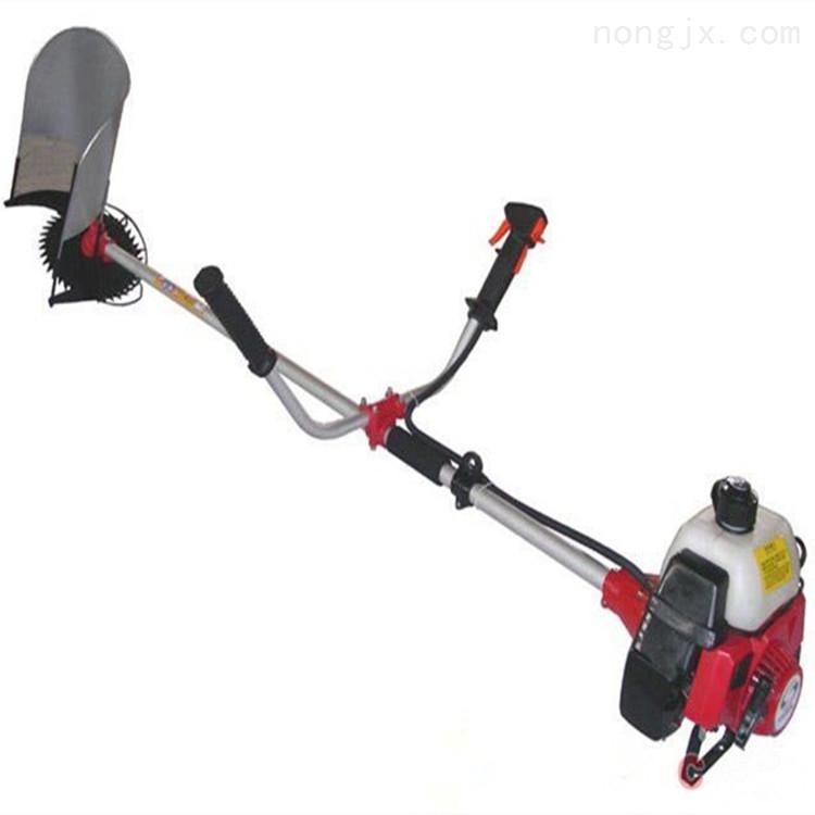 背式割草机各类杂草 速度快割草机