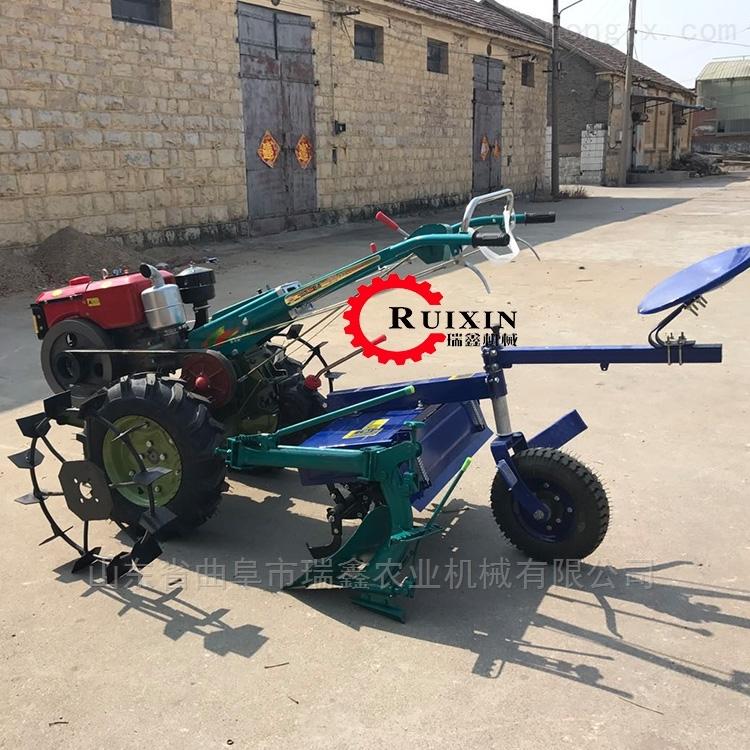 柴油大馬力犁田機 操作靈活的土地耕整機