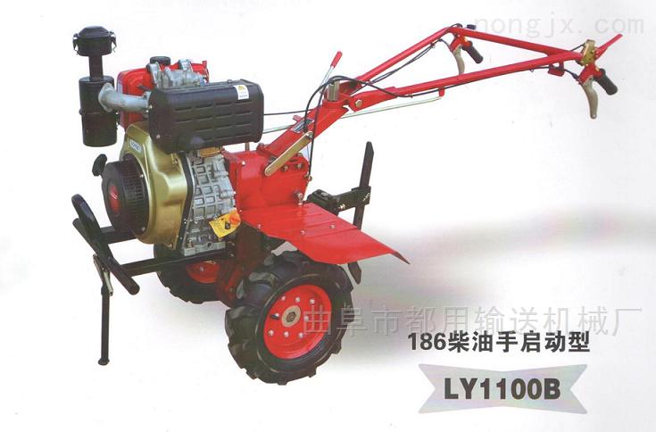 寿命更长,多用型旋耕翻土机 大功率汽油松土机xy1旋耕机