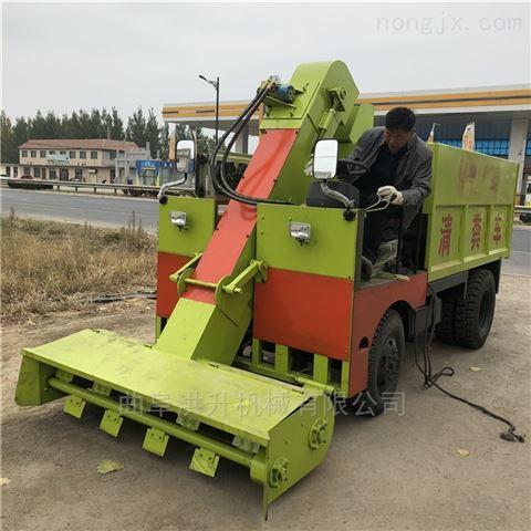 畜牧机械领域饲草清粪车 方便安全铲粪车