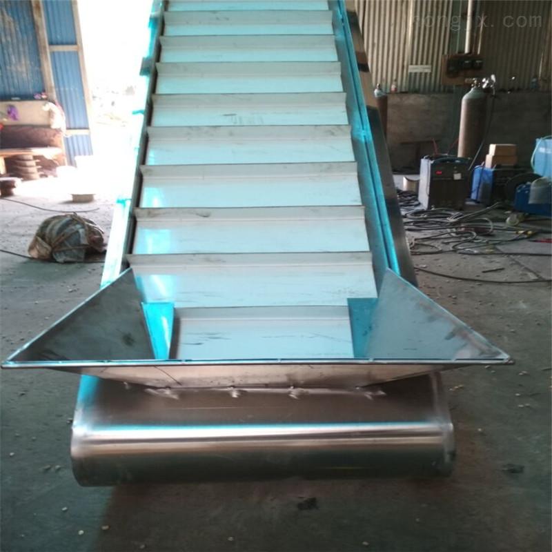 流水线铝型材输送机带防尘罩 日用化工输送