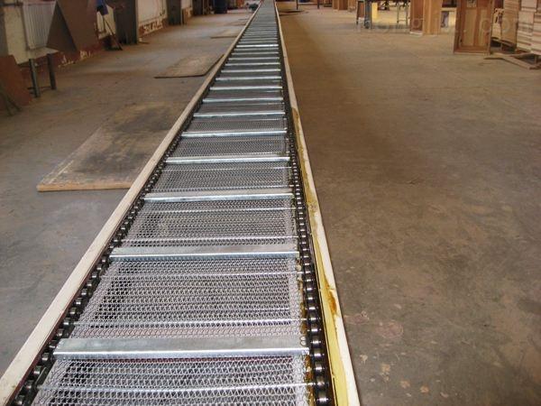 温州提升爬坡输送 批量加工转弯网带输送机xy1网带输送机