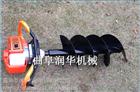 肥乡县养殖打桩挖坑机 汽油种树打洞机