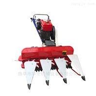 大功率手扶式收割机 小麦薄荷割晒机