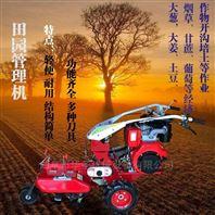 操作省力开沟机高效率耕作培土机