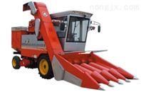 4YZ-4自走式玉米联合收获机