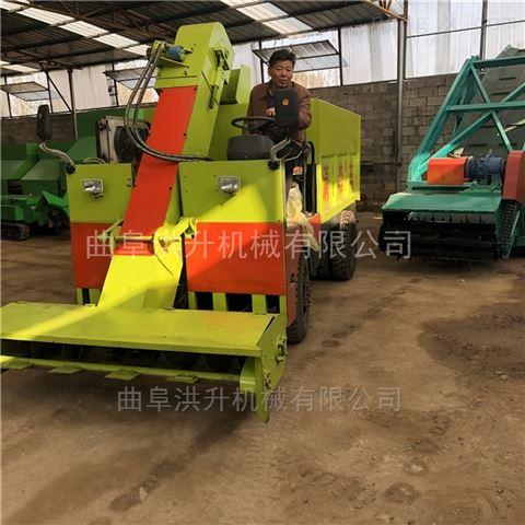 桂林三轮车动力清粪车 畜牧机械设备铲粪车