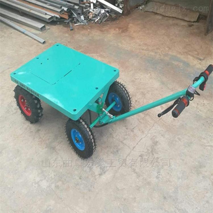 电动平板车 电动货物搬运车
