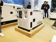 35kw柴油发电机带泥浆泵