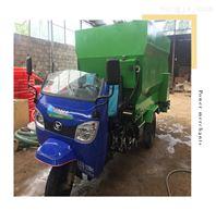 机械化养殖喂料车 自动喂牛车 大容量撒料车
