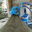 1吨产量粪便分离机 环保设备脱水机