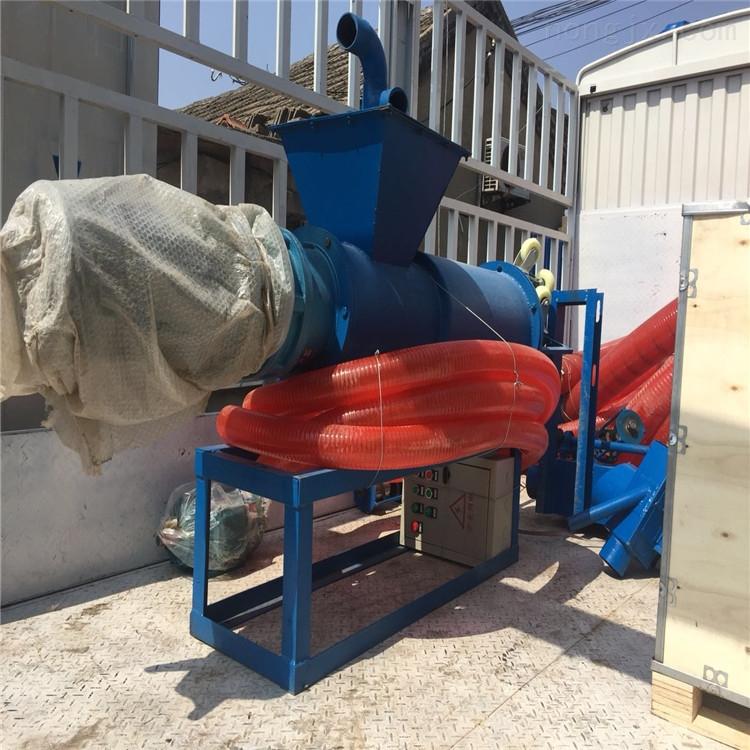 RH-GYFLJ-180-鸡粪脱水机 稠粪斜式干湿分离机