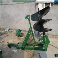 轻便地钻挖坑机 园林绿化打坑机