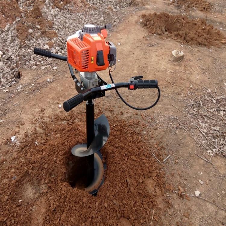 钻洞机 质保打坑机 硬质土地挖坑机
