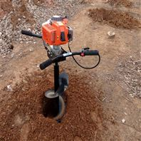 悬挂式挖坑机 打孔径打洞机 打桩机
