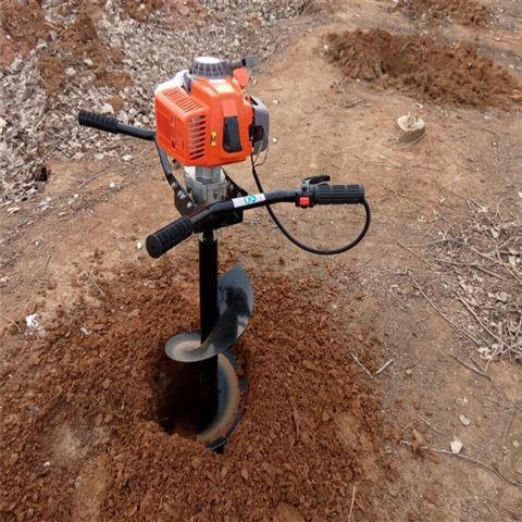 果园施肥打洞机 钻坑机 打坑机
