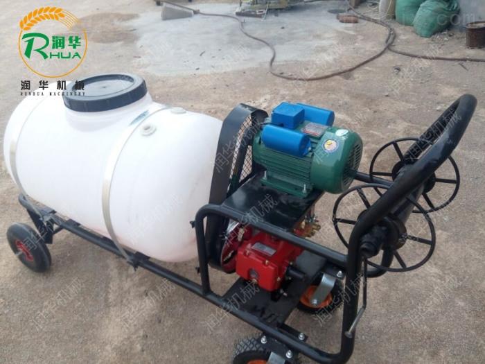 园林植保拉管式高压喷雾器 农用打药喷雾机