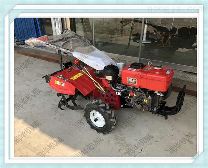 RH-XGJ-7.5-汽油后旋耕打地机 耕宽可调的小型旋耕机