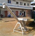 颗粒饲料提升机 沙石上料机 加厚钢管提料机