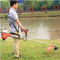 快速修割草坪割草机 本田动力汽油除草机