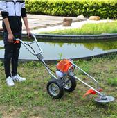 花圃修整松土割草机 丘岭开荒打草剪草机