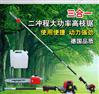 汽油三合一的高枝锯 可以修剪树枝的机器