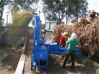 养牛场用青贮铡草揉丝机 多功能玉米粉碎机