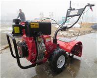 农用小型旋耕机 自动锄草的犁地松土机