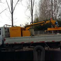 车载式绿篱修剪机
