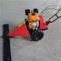 汽油大功率手推式牧草收割机