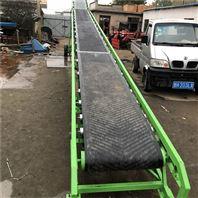 自动流水线带式运输机 加厚碳钢圆管皮带机