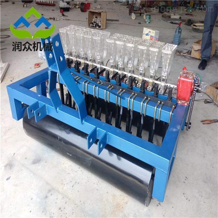 RZ BZ-7-家用多功能种菜机 胡萝卜点播机 蔬菜播种机