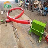 运城稻谷输送吸粮机 8米软管蛟龙吸料机