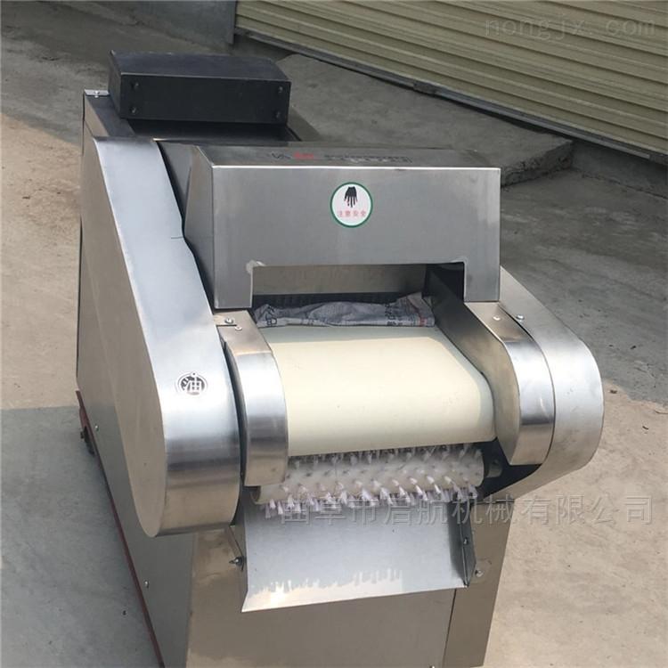 不锈钢蔬菜切片机果蔬加工设备切菜机